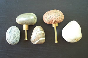 Natural Stone Knobs & Pulls